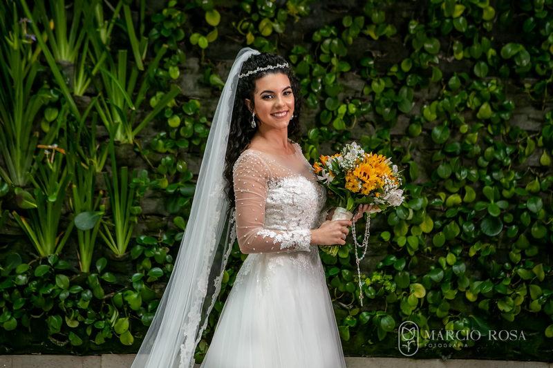 Casamento ao Ar Livre à Noite no Vila Caniza | Noiva Internovias Samantha