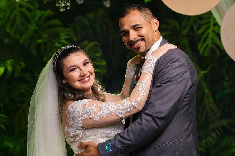 Casamento ao Ar Livre no Espaço Capim Limão | Noiva Internovias Beatriz